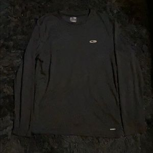 Champion Dry Fit Long Sleeve Workout Shirt